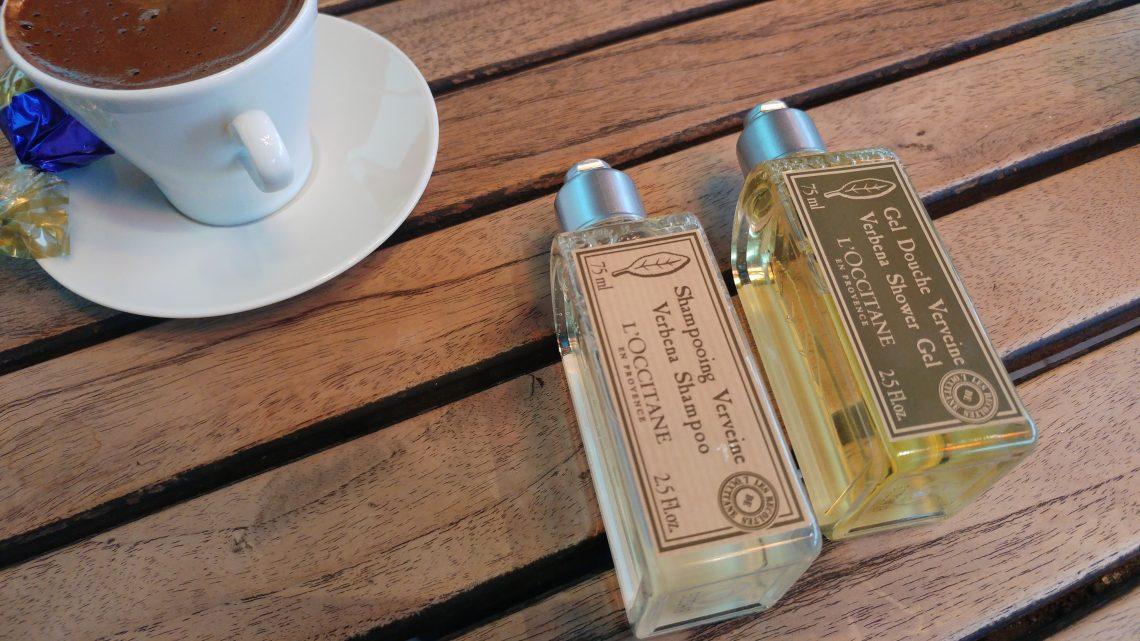 L'Occitane Verbena Şampuan ve Duş Jeli