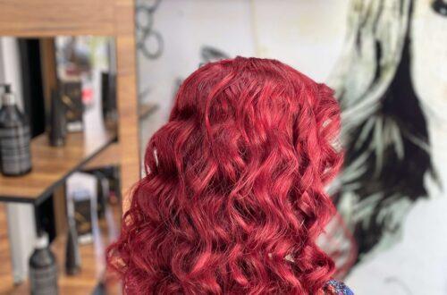 en sevdiğim kızıl saç boyaları